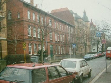 Die Herkulesschule, ehemals Bürgerschule